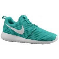 Nike Roshe One Hommes baskets vert clair/blanc VHC454
