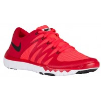 Nike Free Trainer 5.0 V6 Hommes sneakers rouge/noir XOW157