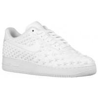 Nike Air Force 1 LV8 VT Hommes baskets Tout blanc/blanc TXE990