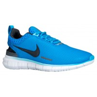Nike Free OG Breeze Hommes sneakers bleu clair/bleu marin RVF501