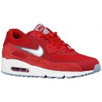 Nike Air Max 90 Essential Hommes chaussures de course noir/rouge YZR153
