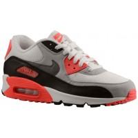 Nike Air Max 90 Hommes chaussures blanc/gris LGI444