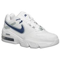 Nike Air Max LTD TR Hommes chaussures de sport blanc/bleu marin HMC908