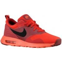 Nike Air Max Tavas Hommes chaussures rouge/Orange QPG416