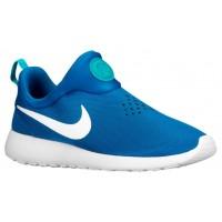 Nike Roshe One Slip On Hommes chaussures bleu/bleu clair WAD260