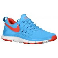 Nike Free Trainer 5.0 Weave Hommes chaussures de sport bleu clair/blanc FZF709