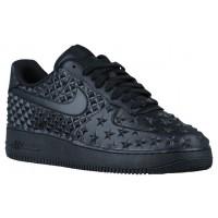 Nike Air Force 1 LV8 VT Hommes chaussures de sport Tout noir/noir MUA442