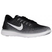 Nike Free RN Distance Hommes sneakers noir/gris YRR415