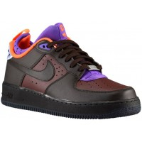Nike Air Force 1 Comfort Mowabb Hommes sneakers marron/noir UYM404