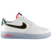 Nike Air Force 1 Low Hommes chaussures de sport blanc/or HDH094