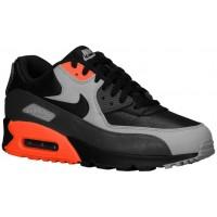 Nike Air Max 90 Hommes chaussures de sport noir/gris LTF591