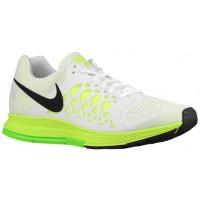 Nike Air Pegasus 31 Hommes chaussures blanc/vert clair UVU845