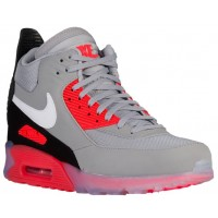 Nike Air Max 90 Sneakerboot Ice Hommes baskets gris/noir EEE098