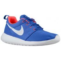 Nike Roshe One Hommes baskets bleu/rouge VMX611