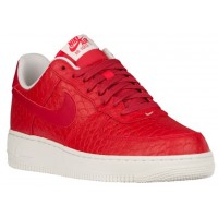 Nike Air Force 1 LV8 Hommes baskets rouge/blanc LCX039