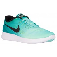 Nike Free RN Hommes baskets vert clair/vert clair ROR089