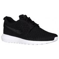 Nike Roshe One Flyknit NM Hommes chaussures de sport noir/blanc LHN669