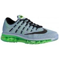 Nike Air Max 2016 Hommes chaussures de course gris/vert clair IZX516