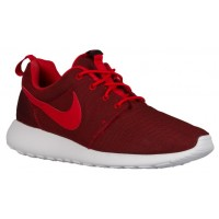 Nike Roshe One Premium Hommes chaussures de course bordeaux/rouge UVJ410