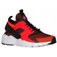 Nike Air Huarache Run Ultra Hommes baskets noir/blanc JMS358