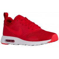 Nike Air Max Tavas Hommes chaussures de course rouge/blanc AMF408