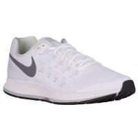 Nike Air Zoom Pegasus 33 Hommes chaussures de sport blanc/gris HZR494