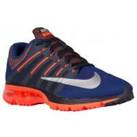 Nike Air Max Excellerate 4 Hommes chaussures bleu marin/bleu EQL903