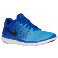 Nike Flex RN 2016 Hommes chaussures de sport bleu/bleu clair YYS078