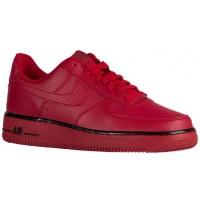 Nike Air Force 1 Low Hommes sneakers rouge/noir DAG225