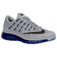 Nike Air Max 2016 Hommes chaussures gris/bleu EMB671