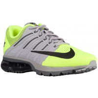 Nike Air Max Excellerate 4 Hommes chaussures de sport gris/vert clair OUT848