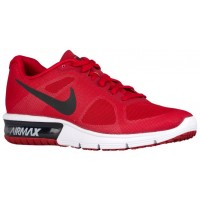 Nike Air Max Sequent Hommes sneakers rouge/blanc QLS453
