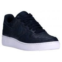 Nike Air Force 1 LV8 Hommes baskets bleu marin/blanc UYE347