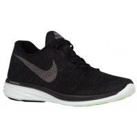 Nike Flyknit Lunar 3 Hommes baskets noir/gris AIV638