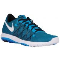 Nike Flex Fury 2 Hommes baskets bleu clair/blanc VQJ099