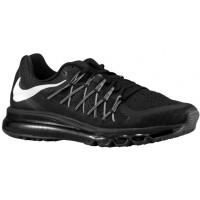 Nike Air Max 2015 Hommes chaussures de sport noir/blanc OPG782