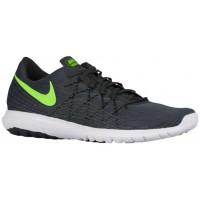 Nike Flex Fury 2 Hommes chaussures gris/vert clair CBV509