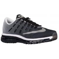 Nike Air Max 2016 Hommes chaussures de course noir/blanc MPD597