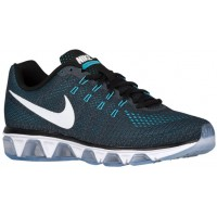 Nike Air Max Tailwind 8 Hommes chaussures de course noir/bleu clair JMF663