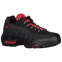 Nike Air Max 95 Essential Hommes sneakers noir/rouge MFX196