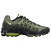 Nike Air Max 95 Ultra JCRD Hommes baskets noir/vert clair TXO203