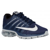 Nike Air Max Excellerate 4 Hommes sneakers bleu marin/gris DDE441