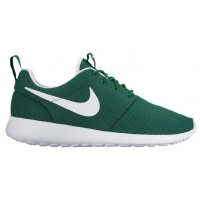 Nike Roshe One Hommes chaussures de course vert/blanc UIY927