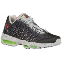 Nike Air Max 95 Ultra JCRD Hommes sneakers argenté/vert clair JQF933