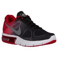 Nike Air Max Sequent Hommes chaussures de sport noir/rouge KKN147