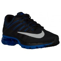 Nike Air Max Excellerate 4 Hommes chaussures de sport noir/bleu FCA433