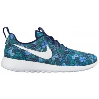 Nike Roshe One Print Hommes chaussures multicolore/blanc FYR074