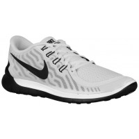 Nike Free 5.0 2015 Hommes baskets blanc/noir CUG734