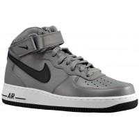 Nike Air Force 1 Mid Hommes chaussures de sport gris/noir MAI858