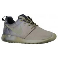 Nike Roshe One Print Hommes sneakers olive verte/noir QRE987